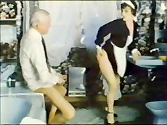 Old Man Jean Villroy Gets A Blow Job From Maid