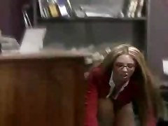 Kiki Daire Needs Some Fun At The Office
