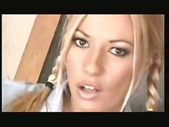 Michelle Thorne As Titney Spheres In The Wedding Music Video