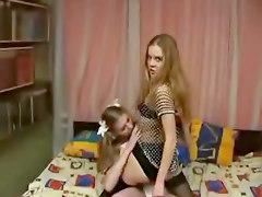 Russian Lesbian Schoolgirls