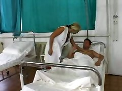 Anal Sex With A Busty Nurse In Hospital