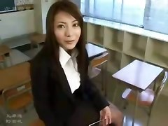 Horny Asian Teacher Pt. 1