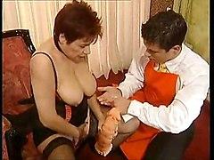 Piss  Femmes Matures   Scene 5