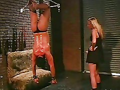 Femdom Mistress Is Bdsm Queen Of Pain