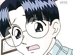 Hentai Anime Tutor Bound By Naughty Boys