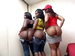 Cherokee,beauty Dior & Skyy Black Are Booty Bitches