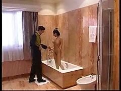 Michelle Wild  Bathroom Porn