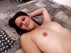 Heidi Masturbating