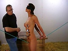 Daniella - Debutant In Extreme Torments