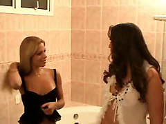 Shemale   Bathroom Sex With Girl