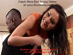Charley Chase Vs Rico Strong