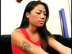 Huge Black Dick In Busty Asian Beauty