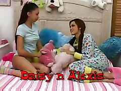 Hot Teens Give Babysitter A Great Blowjob.f70