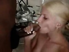 Cute Blonde Cucks Hubby