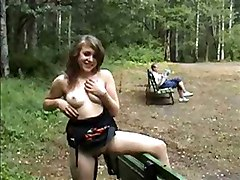 She Amp  039 S Flashing At Different Places By Snahbrandy
