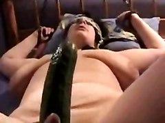 Cucumber And Bondage