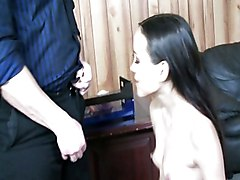 Skinny Teen Is A Good Fucking Student