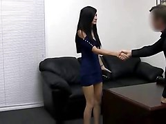 Teen Does Her First Video,by Blondelover.