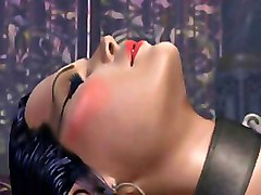 Hot Animated Babe Sucking A Cock