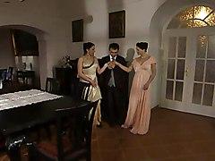 Italian Ffm - Erika, Jessica & Big Cock