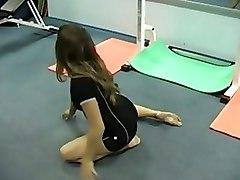 Wild Sex At Gym