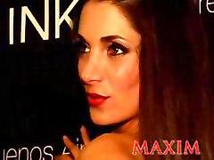 Valeria De Genaro Bodypaint Maxim
