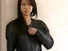 Japanese Motorcycle Girl