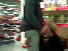 Exibition At Supermarket. Bds