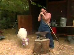 Farmgirl Gets Pleased