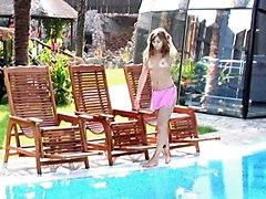 Poolside Dancer