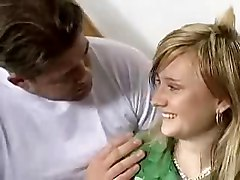Cute Shy Innocent Teen Does Her Sexercise