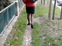 My Wife In Black Stockings An High Heels