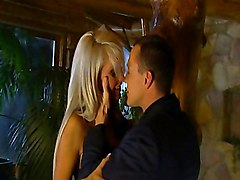 Sexy Blonde In Hot Anal Action