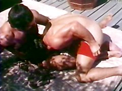 Vintage Gay - Bruno Fucks Neighbor