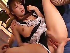 Anal Teen Asian Maid Creampie