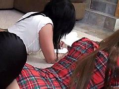 Doing Their Homework