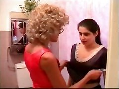 Mistress Vs Maid. Isabel And Beatriz - Portuguese Hq.