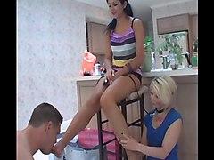 Slaves For Rich Girl