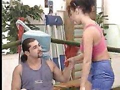 Nice Boxing Girl