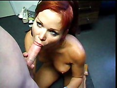Barrett Moore And Her Deep Mouth