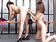 Horny Girls In Changing Room