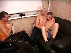 Irina Pays For A Work With Her Body 2