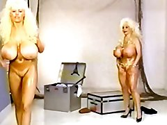 Lulu And Topsey  Classic Busty Ladies