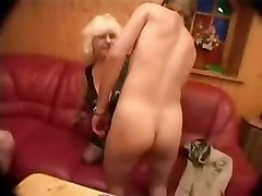 Russian Amateur Mother Fucked By Son 4