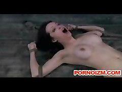 Lesbian Bdsm Torture Of Slave Emily 2