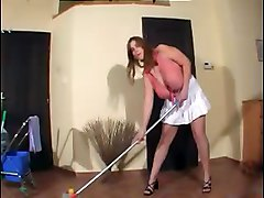 Huge Saggy Tits Housecleaning - By Fire-ice