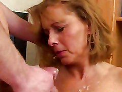 Young Guy Seduced By Mature Lady