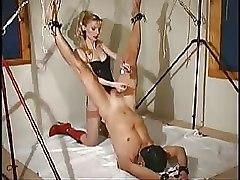 Mistress Karin Handjob