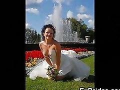 Real Young Brides