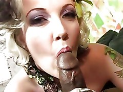 Candy Monroe Gets Creampied